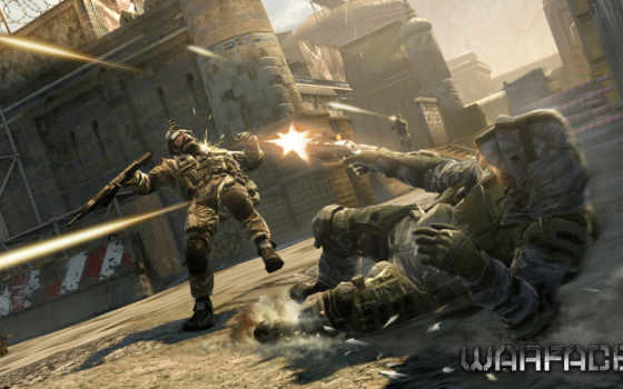 warface, crytek