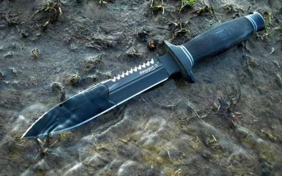 оружие, нож