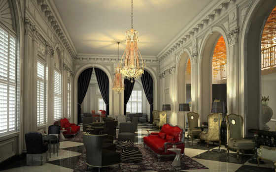 washington, design, hotel