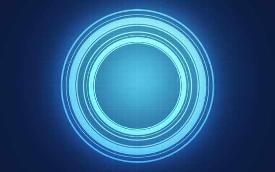 свет, circle, abstract, blue, фон, business, circles, images,