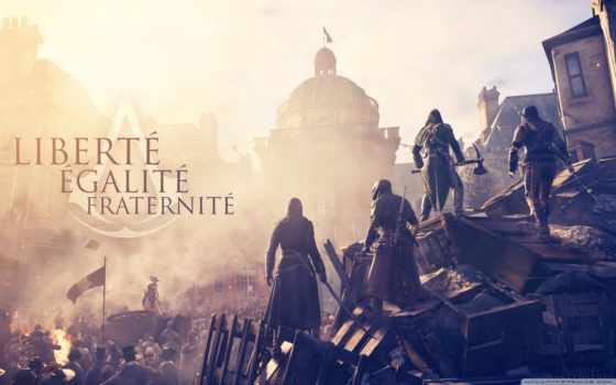 creed, assassin, unity, ubisoft,