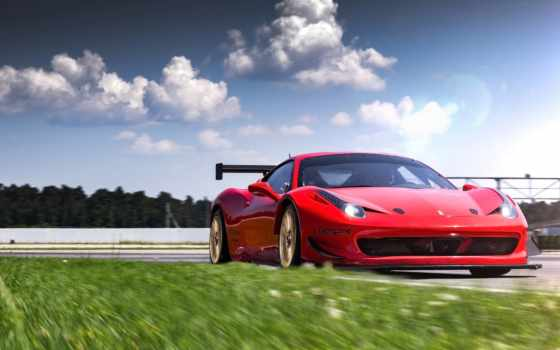ferrari, desktop, high, widescreen, resolutions, racing, one,