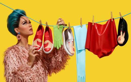 кэти, perry, обуви, katy, singer, коллекции, кампаний, рекламной, дебютной, своей,