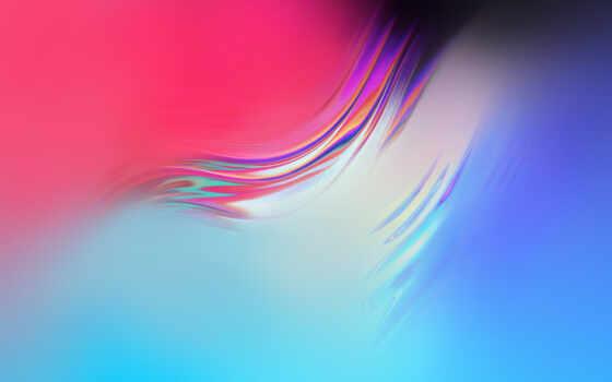 color, dual, gradient, blurry
