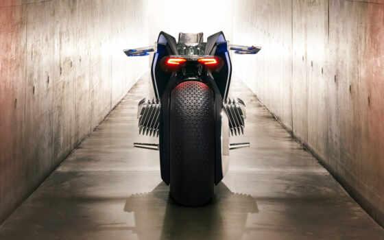 мотоцикл, motyi, взгляд, сзади, motorrad