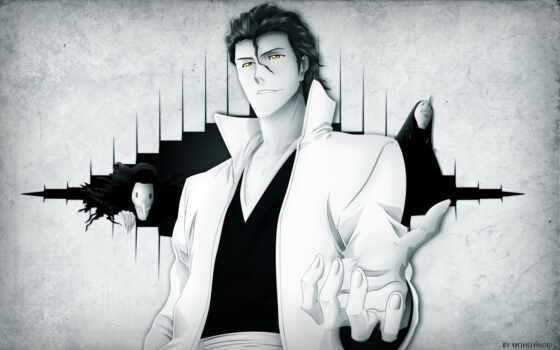 блич, парень, anime