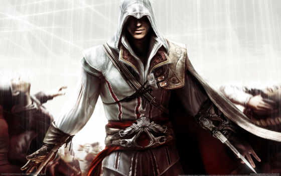 assassin, creed, , steam, ezio,
