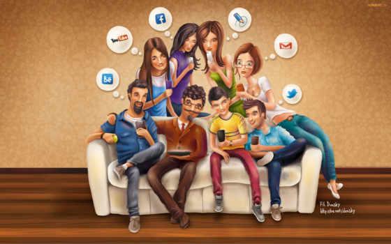социальных, сетей, зависимость, clean, симптомы, сети,