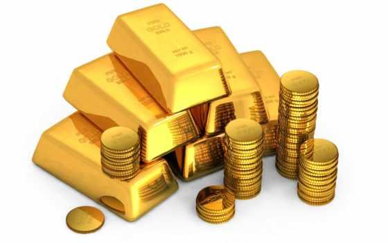 монеты, gold, золотые