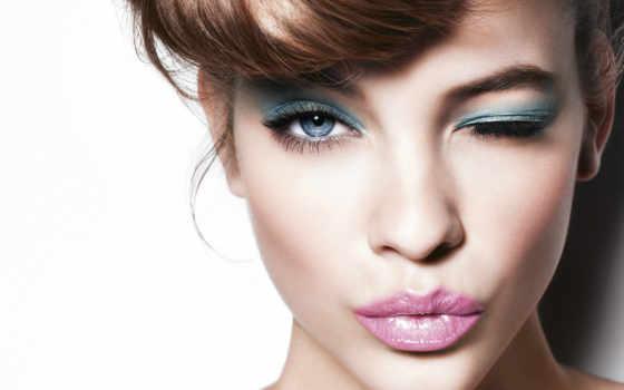 occhi, azzurri, trucco, foto, come, truccare, ди, altre, су, immagini, per,