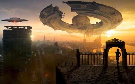 пришелец, ufo, огромный, land, fly, nyt, канада, москва, библиотека, publish