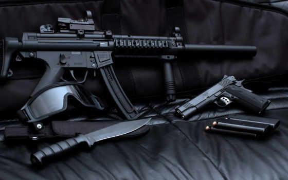магазин, автомат, пистолет, маска, винтовка, нож, desktop, assault, rifles, definition, high,