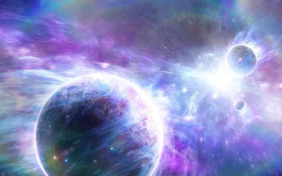 планеты, космос, арт, katherl, энергия, alienphysique, hannes, картинку, туманость, картинка,