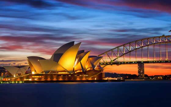 австралия, сидней, opera