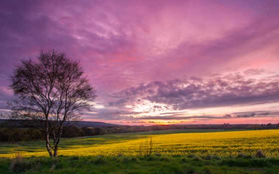 небо, краски