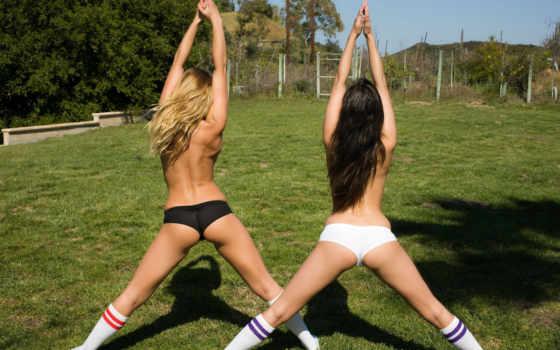 девушки, спорт, форматы