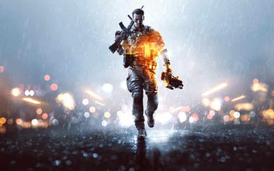 battlefield, games, оружие