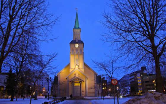 cathedral, мин, прогулка, museum, arctic, норвегия, domkirke, oslo, polar, church, langne