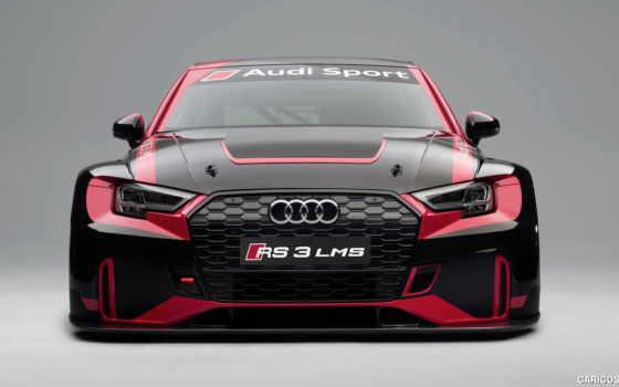 ауди, lms, седан, tcr, спорт, new, racing, officially,