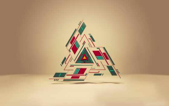 abstract, shape, geometric, ultra