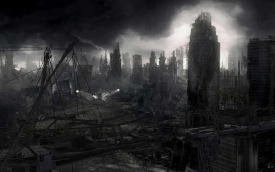 апокалипсис, город