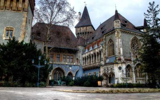 budapest, hungary, castle