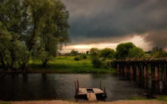 река, desktop, телефон