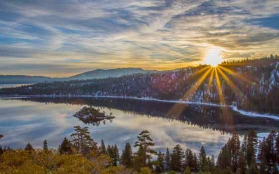je, meer, energie, günaydın, mesajları, горы, утро,
