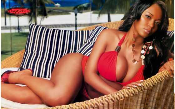 бикини, print, плакат, boobs, биг, модель, hot, sexy, busty, esther, baxter,