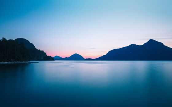 park, cove, provincial, porteau, канада, water, blue, vodyt, природа, закат