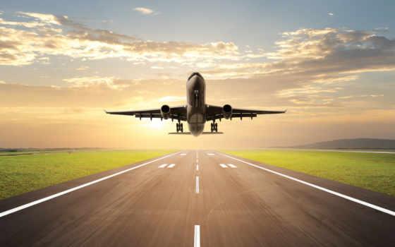 aircraft, runway