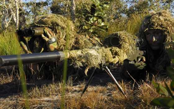 маскировка, снайпера, soldaty, экипировка, снайпер, трава,