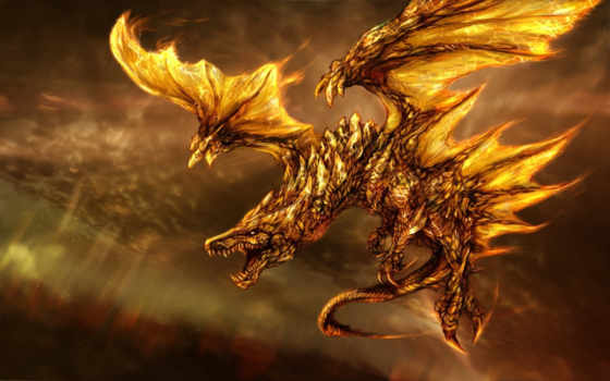 dragon, the