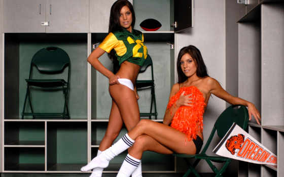 oregon, ducks, sexy, девушки, state, cheerleaders, free, download, desktop, more, girls, football, хентай,