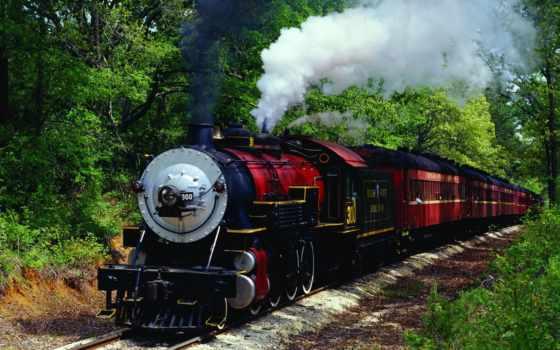 поезд, new, steam, trains, images, photos, texas, очень,