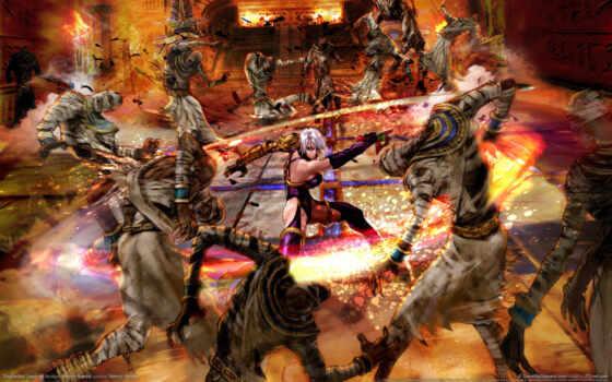 legends, soulcalibur, soul, calibur, фэнтези, фантастика, games, монстр, игры, wii, картинка, desktop, game,