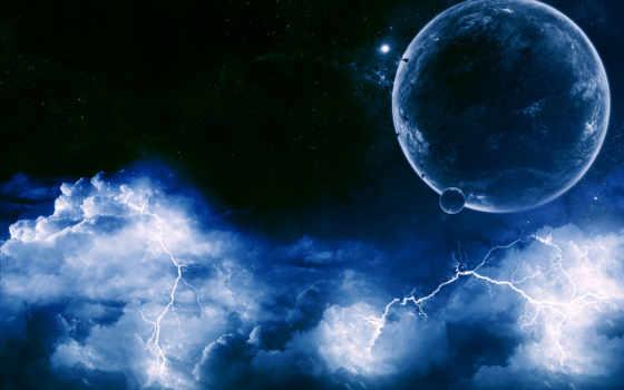 space, планеты Фон № 17447 разрешение 1680x1050