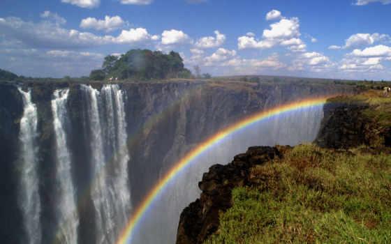 falls, victoria, zimbabwe