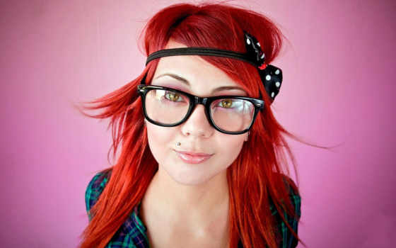 очки, изображение, пирсинг, red, голова, kareem, tattoos, piercings, redheads, headbands,