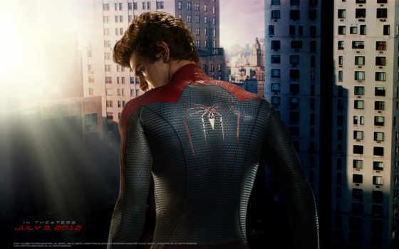 new, мужчина, паук