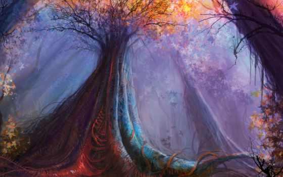 fantasy, книгам, иллюстрации, картинка, пейзажи -, киборги,
