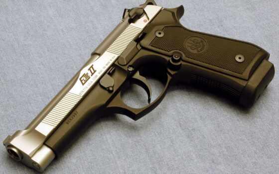 beretta, пистолет