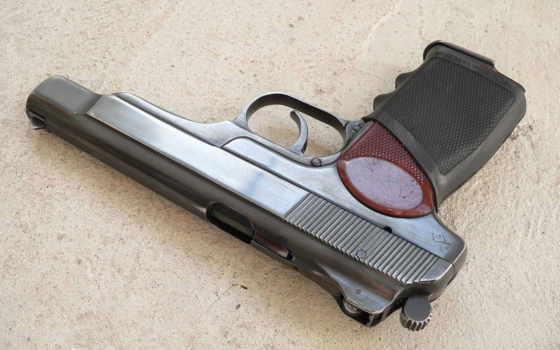 пистолет, стечкина, апс