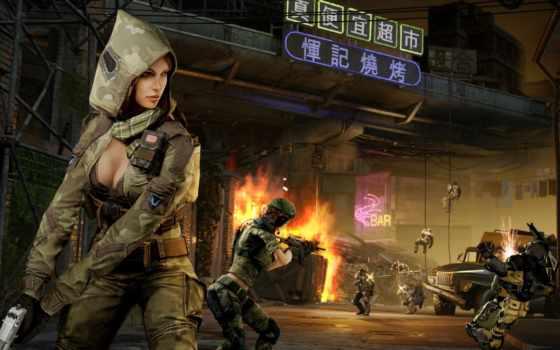 warface, aurora, военные, squad, mmofps, women, бойцы,