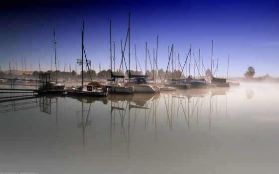 лодки, пейзажи -, яхты, water, катера, гавань, pier, ocean, море, корабли, landscape,