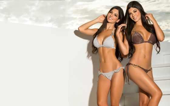 davalos, twins, camila, mariana, близняшки, мире, самые,