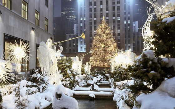 год, new, christmas, красивые,