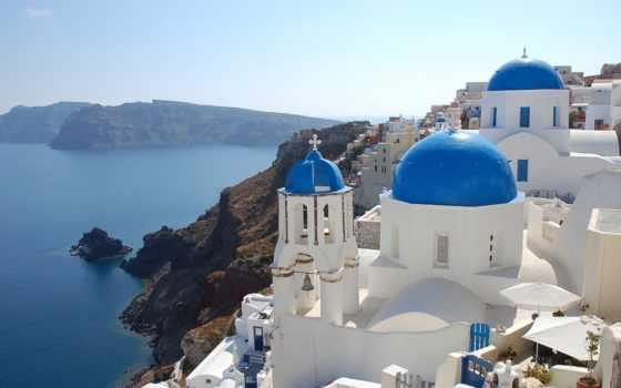 greece, море, взгляд Фон № 83790 разрешение 1920x1080