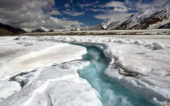 холод, лед, fast, winter, снег, река, forestwoth,