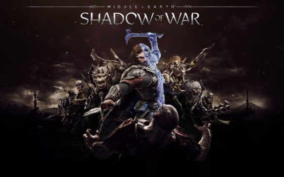 earth, middle, war, shadow, мар, steam, войны,